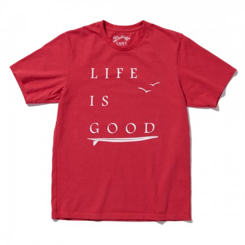 SURT��Marbles LIFE IS GOOD Tee