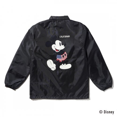 U.S.A COACH JKT - Mickey Mouse