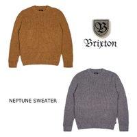BRIXTON NEPTUNE SWEATER  ブリクストン ネプチューン セーター