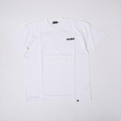 HUBS CALIFORNIA TEE HD-604 ハブス カリフォルニア  ティーシャツ
