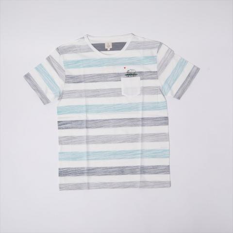 HUBS CALIFORNIA TEE HD-611 ハブス カリフォルニア  ティーシャツ