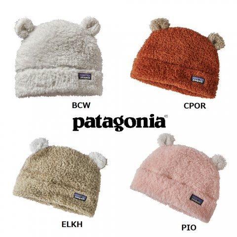 7469a215c PATAGONIA.BABY.FURRY.FRIENDS.HAT.パタゴニア.ベビー.ファーリー.フレンズ.ハット.2018.2019.FALL.WINTER.MODEL.日本正規品