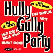 Eddie The De Havelons Baby Dumplins Xmas Party