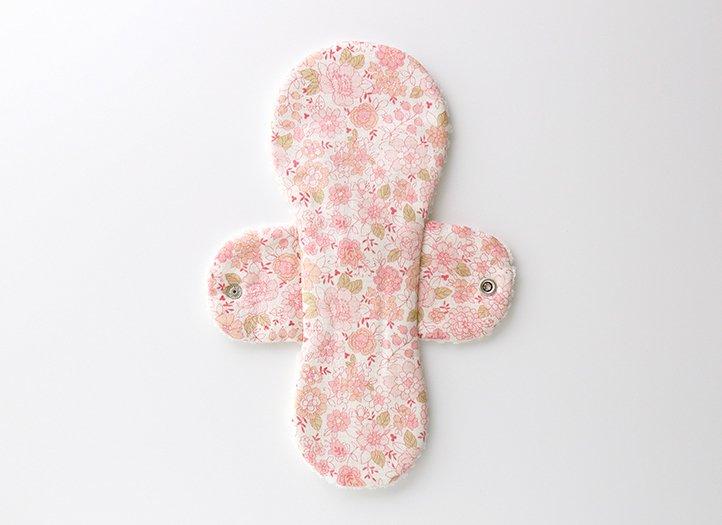 ヒエトリパット「椿オイル生地」 大きめサイズ (ピンク)