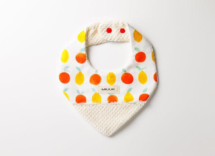 フォックススタイ 「KAYO AOYAMA みかんレモン」シルクコットン