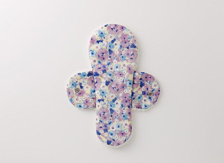 ヒエトリパット「紫花」防水布入り