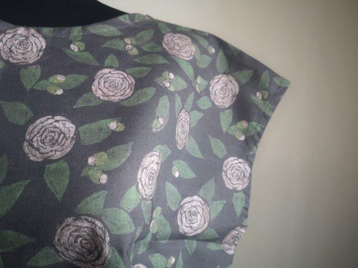 旅するワンピース「KAYO AOYAMA Camellia-乙女椿-」ご注文から1週間ほどでお届け