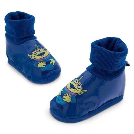 Disney Store Toy Story Alien Soft Blue