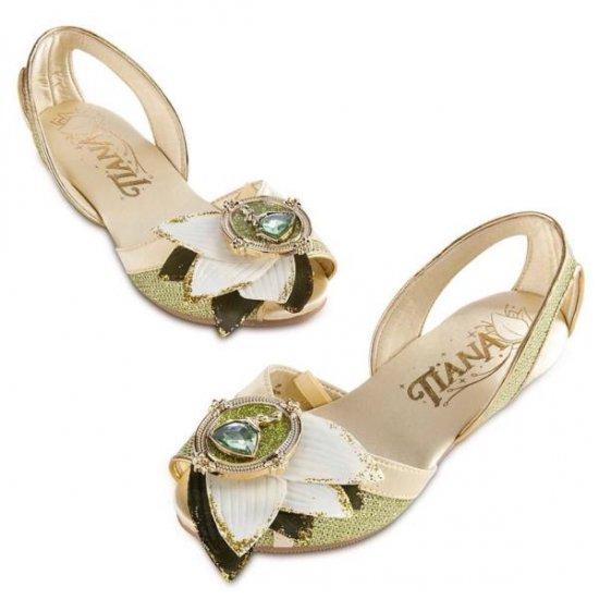 プリンセスと魔法のキス ティアナ ドレスシューズ DiDress Shoes Girls 7/8 9/10 11/12 13/1 2/3