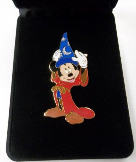 Disney Hong Kong Acme Archives Fantasia/'s Sorcerer Mickey Jumbo Boxed LE Pin