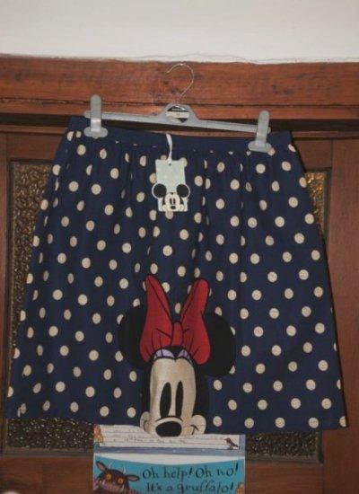 キャスキッドソン Cath Kidston ミッキーマウス ミニーマウス スカート Mサイズ