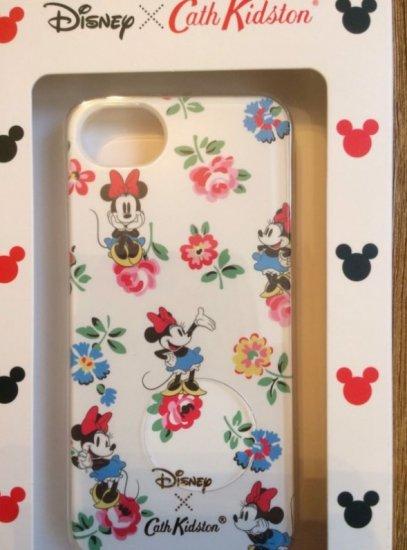 キャスキッドソン Cath Kidston ミニーマウス iPhone SE/5/5S ケース