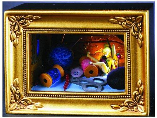 ディズニー OLSZEWSKI(オルショウスキー)  ピーター・パン  【Gallery of Light TinkerBell in Drawer】
