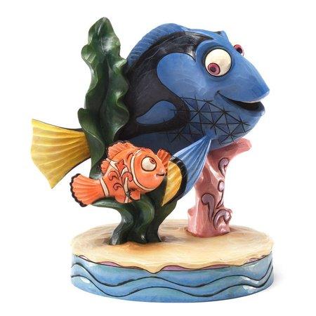 ジムショア(Jim Shore) ディズニー ファインディング・ニモ 【Nemo and Dory】 4031492