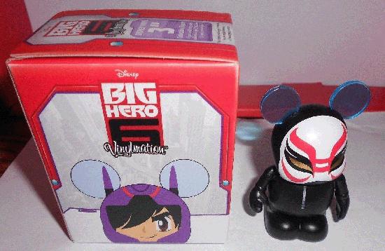 """ベイマックス フィギュア【Vinylmation 3"""" Figure Big Hero 6 Yokai】"""