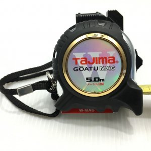 【TAJIMA】剛厚 セフG3 ロックダブルマグ25 5.0m
