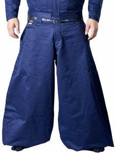 【鳶革命】8000鳶ズボン-極紺(キョッコン)