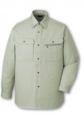 自重堂 長袖シャツ 41604