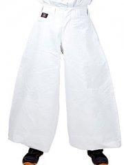 【鳶革命】8000鳶ズボン-ホワイト