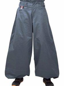 【鳶革命】8000鳶ズボン-ネイビー ブルー