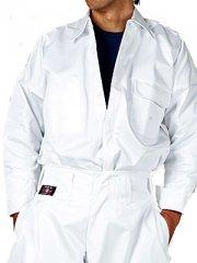 【丸源】 手甲シャツ 8000番 ホワイト
