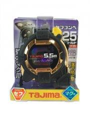 【TAJIMA 】コンベックス セフコンベG3ゴールドロックマグ爪25 5.5m  SFG3GLM25-55BL