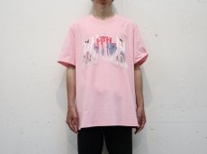 doublet / THANK YOU FRINGE EMBROIDERY T-SHIRT<img class='new_mark_img2' src='https://img.shop-pro.jp/img/new/icons20.gif' style='border:none;display:inline;margin:0px;padding:0px;width:auto;' />