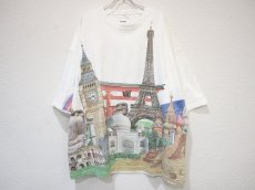 doublet / COMPRESSED EARTH T-SHIRT<img class='new_mark_img2' src='https://img.shop-pro.jp/img/new/icons20.gif' style='border:none;display:inline;margin:0px;padding:0px;width:auto;' />