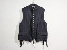 <img class='new_mark_img1' src='https://img.shop-pro.jp/img/new/icons14.gif' style='border:none;display:inline;margin:0px;padding:0px;width:auto;' />midorikawa / shirt vest V01 D