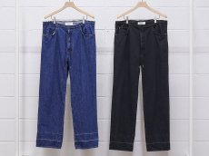 <img class='new_mark_img1' src='https://img.shop-pro.jp/img/new/icons14.gif' style='border:none;display:inline;margin:0px;padding:0px;width:auto;' />UNUSED / 12.5oz denim pants