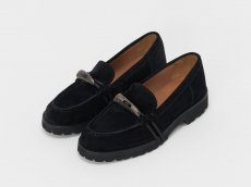 Hender Scheme / horn loafer<img class='new_mark_img2' src='https://img.shop-pro.jp/img/new/icons47.gif' style='border:none;display:inline;margin:0px;padding:0px;width:auto;' />