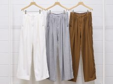 <img class='new_mark_img1' src='https://img.shop-pro.jp/img/new/icons14.gif' style='border:none;display:inline;margin:0px;padding:0px;width:auto;' />UNUSED WOMENS / Wide sweat pants