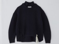 TAN / KARESANSUI WOOLEN PULLOVER<img class='new_mark_img2' src='https://img.shop-pro.jp/img/new/icons47.gif' style='border:none;display:inline;margin:0px;padding:0px;width:auto;' />