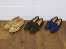 <img class='new_mark_img1' src='https://img.shop-pro.jp/img/new/icons14.gif' style='border:none;display:inline;margin:0px;padding:0px;width:auto;' />UNUSED / REGAL×UNUSED Quilt tassel loafer