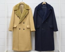 <img class='new_mark_img1' src='https://img.shop-pro.jp/img/new/icons14.gif' style='border:none;display:inline;margin:0px;padding:0px;width:auto;' />UNUSED / Shearing collar coat