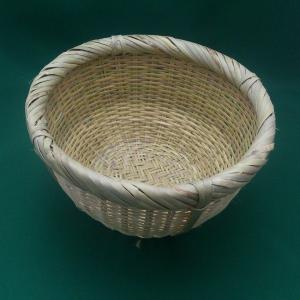 篠竹細工、 国産 、竹細工、竹製品、業務用、調理道具、おいしいご飯、水切りざるに!宮城の米とぎざる7番