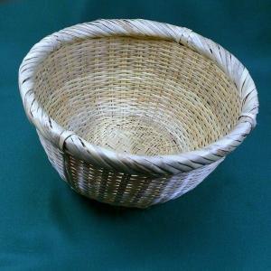 篠竹細工  国産  竹細工 竹製品  業務用 調理道具 おいしいご飯 水切りざるに!宮城の米とぎざる6番…
