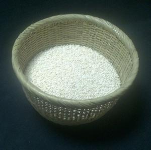 篠竹細工  竹細工 竹製品 国産 業務用 調理道具 おいしいご飯 水切りざるに!宮城の米とぎざる6番特上