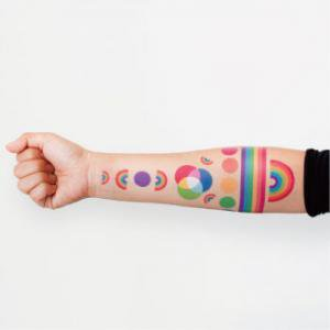 【TATTLY】RAINBOW SET SALE!