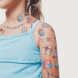 【TATTLY】PARTY SET SALE!