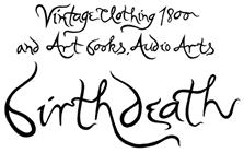 birthdeath ONLINE STORE / バースデス オンラインストア