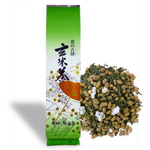 花の古径 玄米茶 200g