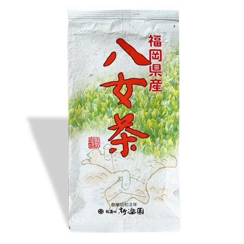 福岡県産 八女茶 - やめちゃ 100g