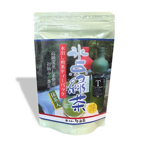 初摘み一番茶100% 水出し煎茶(夏期限定) 5g×15パック