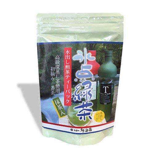 初摘み一番茶100% 水出し煎茶(夏期限定) 4g×20パック