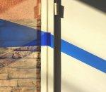 ORACAL8300トラフィックブルー 32cm幅×10m