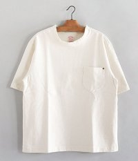 ANACHRONORM Standard Heavy Weight Pocket T-shirt [IVORY]