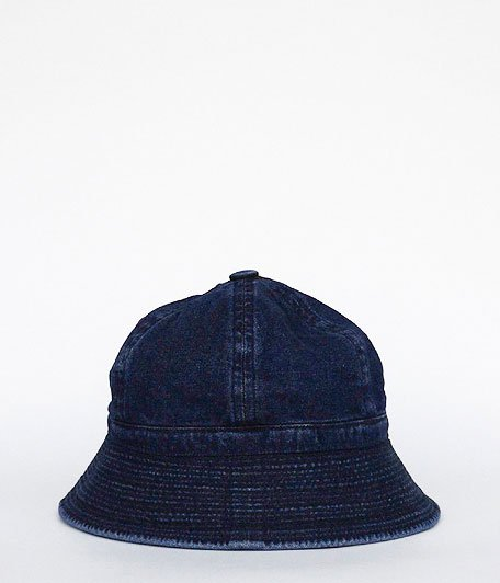 THE SUPERIOR LABOR Sailor Hat [DENIM]
