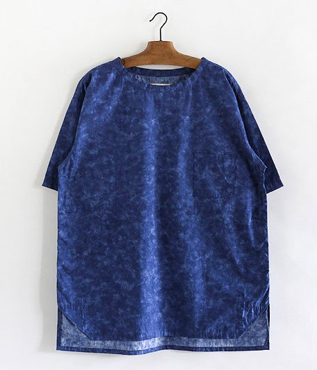 VOO Good Color Broad Tee [NAVY]
