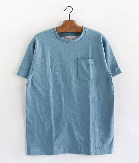 NECESSARY or UNNECESSARY POCKET TEE [SAX]